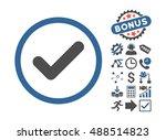 yes icon with bonus pictures....