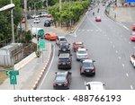 bangkok  thailand   september... | Shutterstock . vector #488766193
