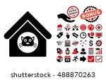 Cat House Icon With Bonus...