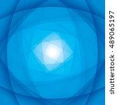 blue gateway | Shutterstock .eps vector #489065197