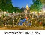 Facades Of Traditional Dutch...