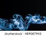 smoke background   Shutterstock . vector #489087943