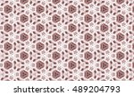abstract art classic luxury and ... | Shutterstock . vector #489204793