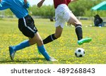 football soccer | Shutterstock . vector #489268843