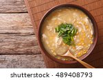 Chinese Corn And Chicken Soup...