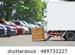 transportation and logistics... | Shutterstock . vector #489731227