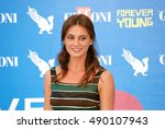 giffoni valle piana  sa  italy  ... | Shutterstock . vector #490107943