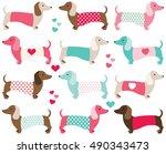 Valentine Dachshund   Dogs