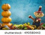 Farmer Show Autumnal Harvest...