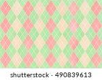 Watercolor Light Pink  Beige...