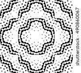engraving pattern. the...   Shutterstock .eps vector #490860067