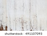 wood texture. background old... | Shutterstock . vector #491107093
