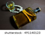 Small photo of alcohol addiction