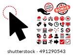 mouse pointer icon with bonus...