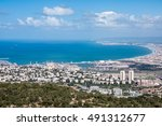 Haifa Bay  Israel.
