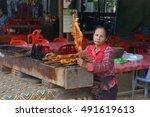 Phnom Kulen  Cambodia   Feb 15...