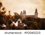 The Famous Old Town Of Visby O...