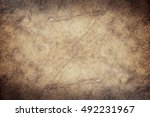 designed grunge texture and... | Shutterstock . vector #492231967