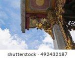 bangkok  thailand   august 29 ...   Shutterstock . vector #492432187