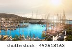 cannes  france   19 september ... | Shutterstock . vector #492618163