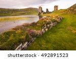Sunrise Dunlough Castle  West...
