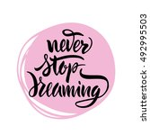 vector illustration. card.... | Shutterstock .eps vector #492995503
