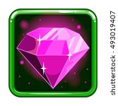 the application icon with gems