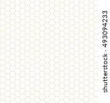 vector seamless pattern. modern ... | Shutterstock .eps vector #493094233