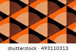 japanese style seamless pattern ...   Shutterstock .eps vector #493110313