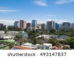 12 03 05. street view with... | Shutterstock . vector #493147837
