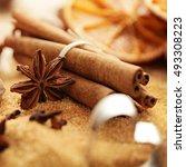 Christmas Baking Ingredients  ...