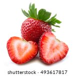 strawberry | Shutterstock . vector #493617817