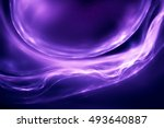 expressive dramatic abstract... | Shutterstock . vector #493640887