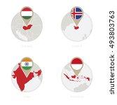 Hungary  Iceland  India ...