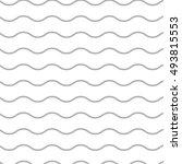 wave vector pattern  waves... | Shutterstock .eps vector #493815553