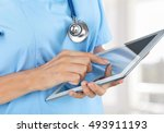 doctor.   Shutterstock . vector #493911193
