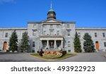 montreal quebec canada 10 04 16 ... | Shutterstock . vector #493922923
