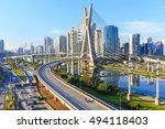 sao paulo  brazil   june 6  sao ... | Shutterstock . vector #494118403