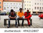 neuoetting germany september...   Shutterstock . vector #494212807