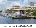 october 4  2016  tampa  florida ... | Shutterstock . vector #494463607