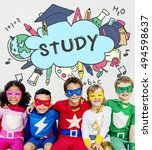 Small photo of Study Education Academic Concept