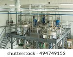 Tanks For Chemical Mixing On...
