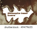 molten chocolate background... | Shutterstock . vector #49479655