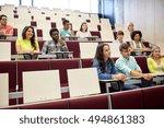 education  high school ... | Shutterstock . vector #494861383