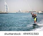 dubai  united arab emirates  ... | Shutterstock . vector #494931583