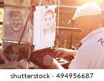 elabuga  russia   august 7 ... | Shutterstock . vector #494956687