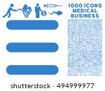menu items icon with 1000...