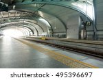 sky train station | Shutterstock . vector #495396697