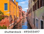 classical picture of the... | Shutterstock . vector #495455497