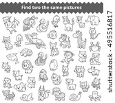 find the same pictures ...   Shutterstock .eps vector #495516817